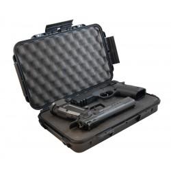 Kompaktní plastový box na zbraň