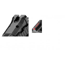 ADJUSTABLE REAR SIGHTS + FRONT SIGHT CZ TS