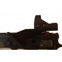 Zadní montáž pro RTS2+opěrka palce+kolimátor