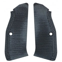 LOK Checkered Short grips Shadow 2 design