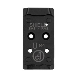 OR mount plate P-10 SHIELD RMS