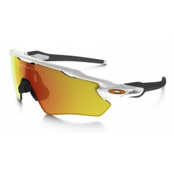 OAKLEY Radar EV Path Polished white w/ Fire Iridium